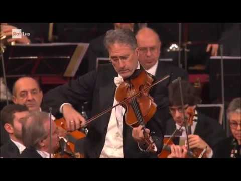 Concerto di Natale Assisi/Mozart, Sinfonia Concertante KV364