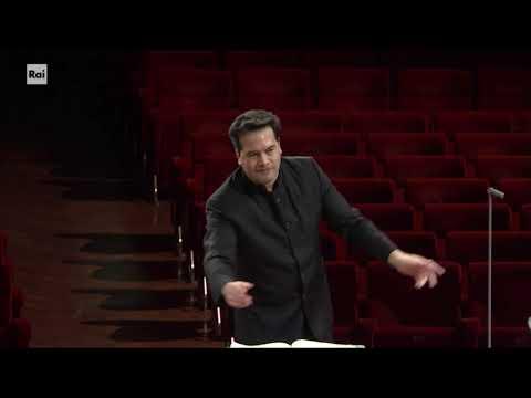 Mozart: Sinfonia Concertante/ Orchestra Rai Dir. R.Trevino