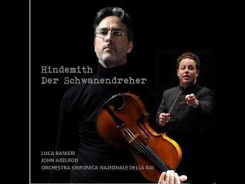 P.Hindemith: Der Schwanendreher/Orchestra Rai Dir. J.Axelrod
